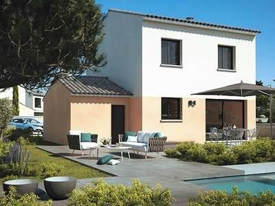 Maison neuve, 80 m² - Clapiers (34830)