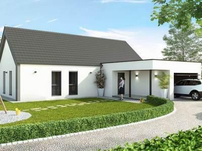 Maison neuve, 110 m² - Chartres (28000)