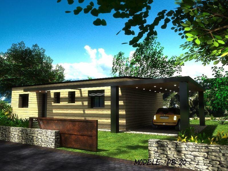 Maison neuve, 55,07 m²