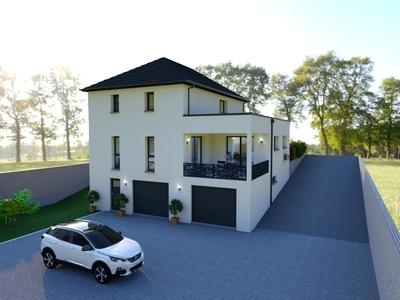 Maison neuve, 100 m² - Laps (63270)