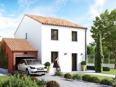 Maison neuve, 70 m² - Marennes (17320)