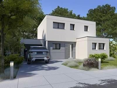 Maison neuve, 123,56 m²