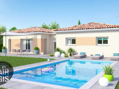 Maison neuve, 115 m²