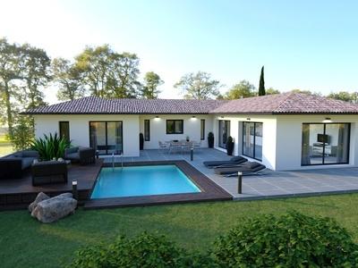 Maison neuve, 120,28 m²