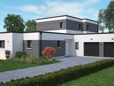 Maison neuve, 163 m² - Mauléon (79700)