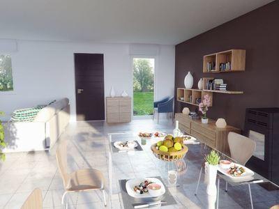 Maison neuve, 98 m²