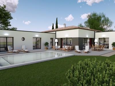 Maison neuve, 160 m² - Vaux-sur-Mer (17640)