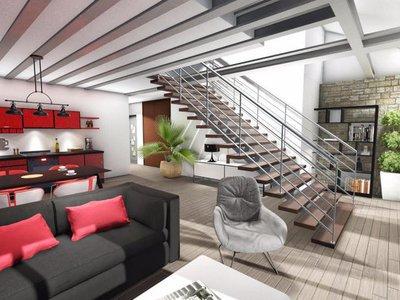 Appartement neuf, 110 m²