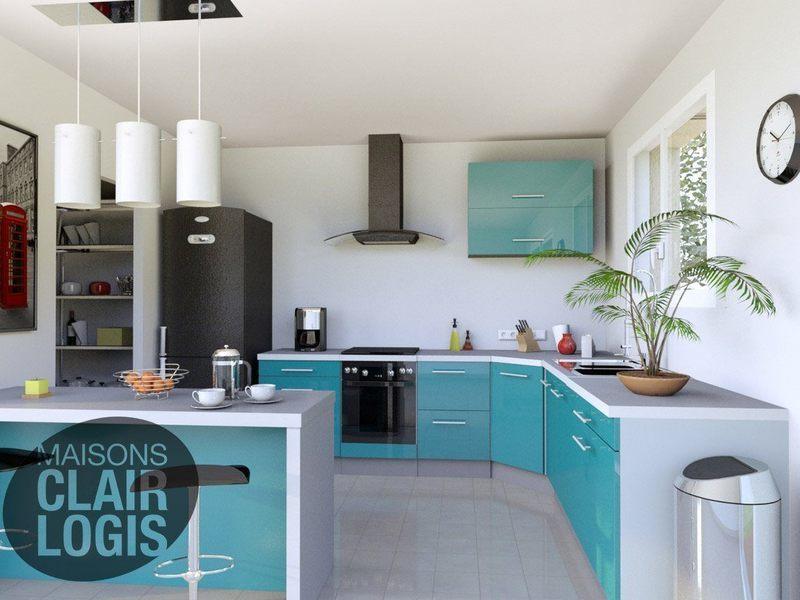 maisons clair logis nimes bouillargues maisons de 4 pi ces 236500 superimmoneuf. Black Bedroom Furniture Sets. Home Design Ideas