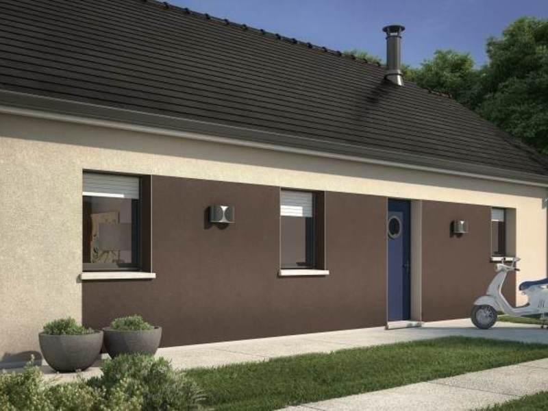 Maison neuve, 73 m²