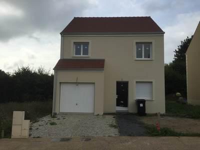 Maison neuve, 87,16 m²