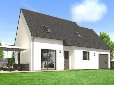 Terrain à bâtir, 861 m²