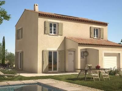 Maison neuve, 100 m² - Aix-en-Provence (13080)