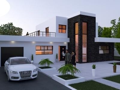 Maison neuve, 160,84 m²