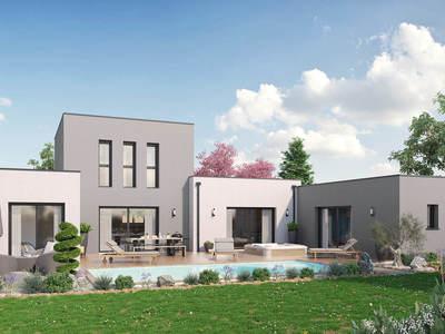 Maison neuve, 183 m²