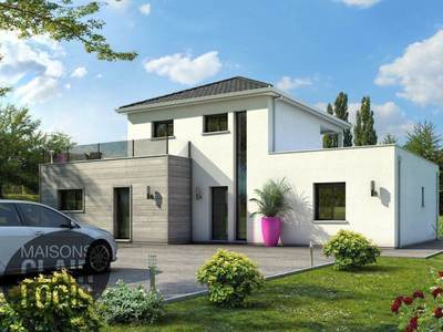 Maison neuve, 115 m² - Prémilhat (03410)