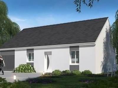 Maison neuve, 89,5 m²