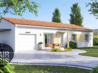 Maison neuve, 100 m² - Saint-Pourçain-sur-Sioule (03500)