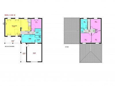 Maison neuve, 129 m² - Luçon (85400)