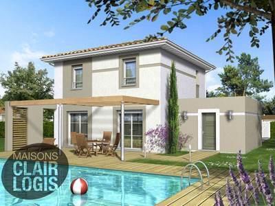 Maison neuve, 100 m² - Plan-de-Cuques (13380)