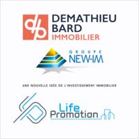 Demathieu Bard Immobilier et Demathieu Bard Immobilier, New-Im, Life Promotion