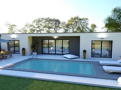 Maison neuve, 117,74 m²