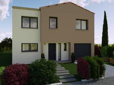 Maison neuve, 144 m² - Semussac (17120)