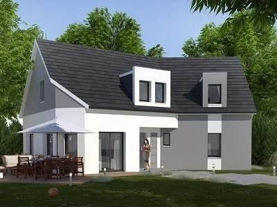 Maison neuve, 137,22 m² - Beuzeville (27210)
