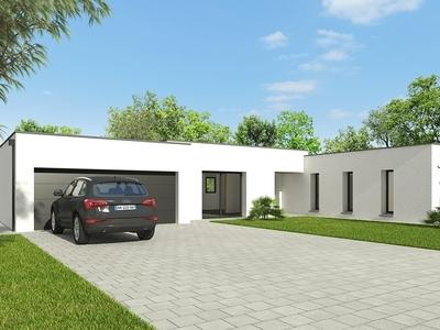 Maison neuve, 122,33 m² - Fraize (88230)