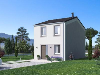 Maison neuve, 77 m²