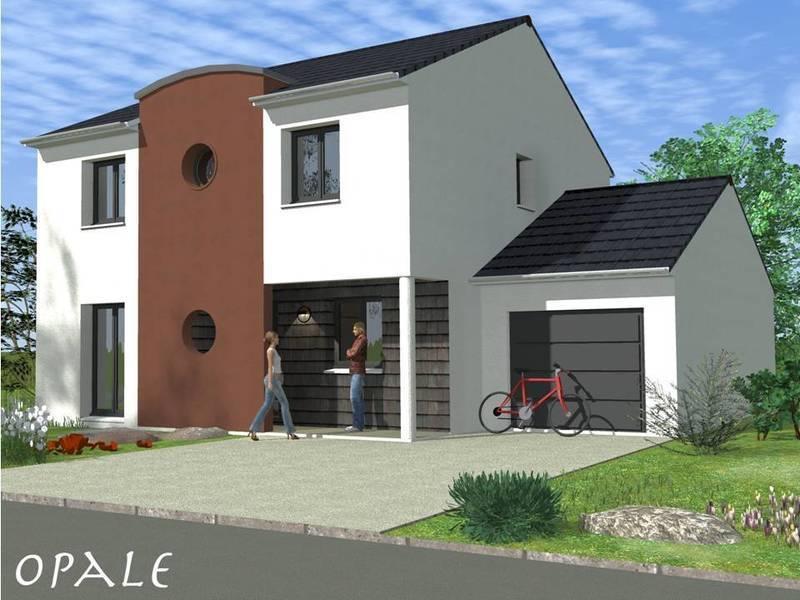 maisons horizon maizi res l s metz maisons de 6 pi ces 241000 superimmoneuf. Black Bedroom Furniture Sets. Home Design Ideas
