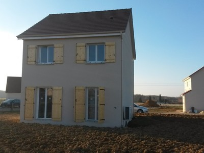 maison neuve 87 m