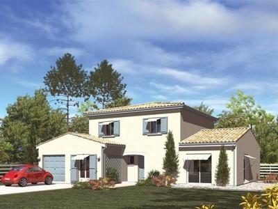 Maison neuve, 143 m² - Breuillet (17920)