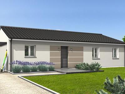 Maison de 90 m² à Montélimar