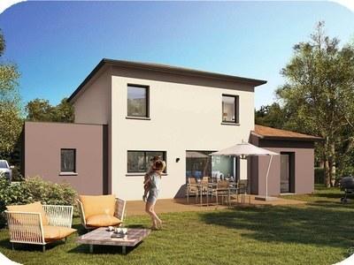 Maison neuve, 144 m² - Saint-Augustin (17570)