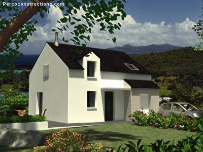 Maison neuve, 69,42 m²