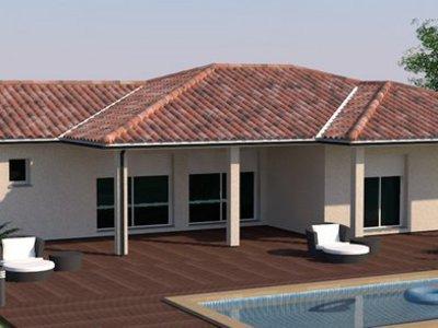 Terrain neuf, 1 840 m²
