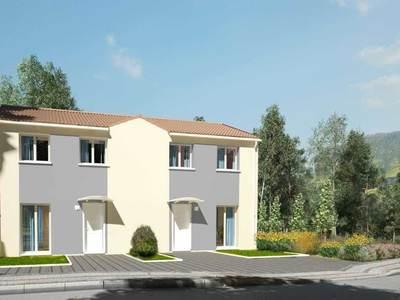 Maison neuve, 78 m²