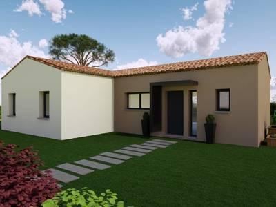 Maison neuve, 95 m² - Romans-sur-Isère (26100)