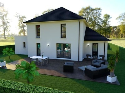Maison neuve, 91 m² - Corent (63730)