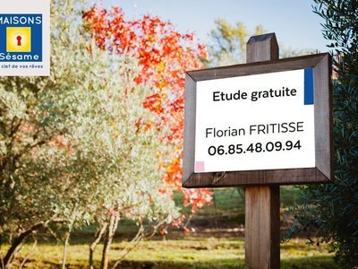 Terrain à bâtir - Morsang-sur-Orge (91390)