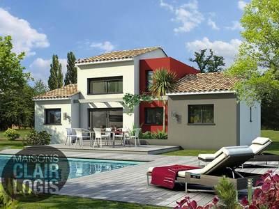 Maison neuve, 100 m² - Brugheas (03700)