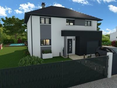 Maison neuve, 112,86 m²