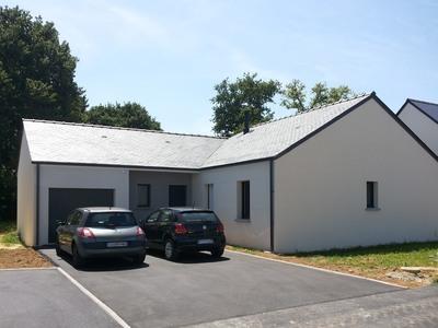 Maison neuve, 108 m²