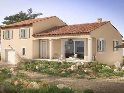 Maison neuve, 107 m² - Aix-en-Provence (13080)