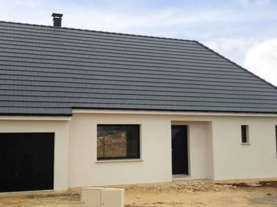 Maison neuve, 96 m² - Louviers (27400)