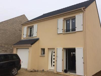 Maison neuve, 78 m² - Hellemmes Lille (59260)