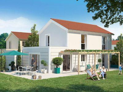 Les Villas de Manissieux - Saint-Priest (69800)