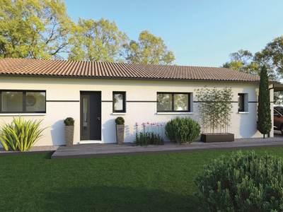 Maison neuve, 100 m² - Andrest (65390)
