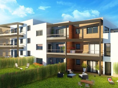 Appartement neuf, 50 m²